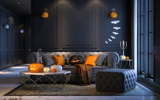 elutuba, Halloween